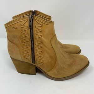 Musse & Cloud Athya Western Boho Leather Boot